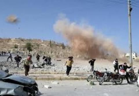 Ομάδα εξεγερμένων που συνδέεται με την αλ Κάιντα κατέλαβε συριακή πόλη