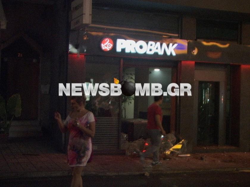 «Γυαλιά καρφιά» το Κερατσίνι μετά τις συμπλοκές (pics+video)