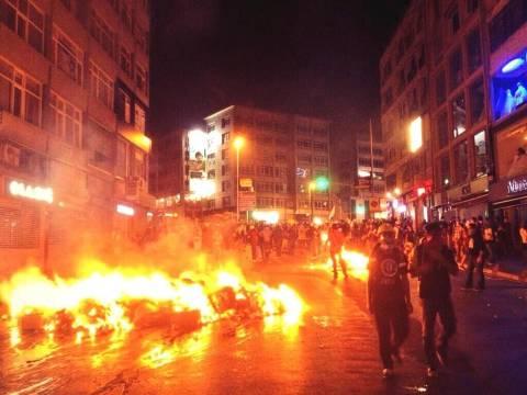 Θεσσαλονίκη: 36 προσαγωγές στη διάρκεια των επεισοδίων