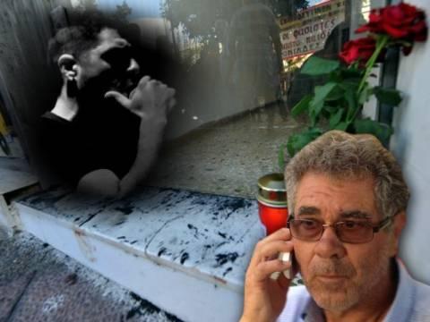 Πατέρας Π. Φύσσα: Θέλω να εκτελεστεί ο δολοφόνος του παιδιού μου