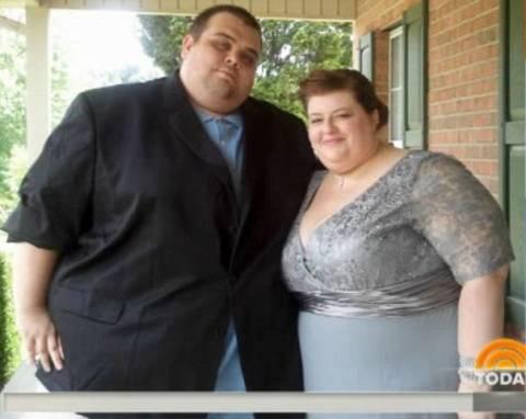 Δεν θα πιστεύετε πώς έγινε αυτό το ζευγάρι μέσα σε 19 μήνες! (pics)