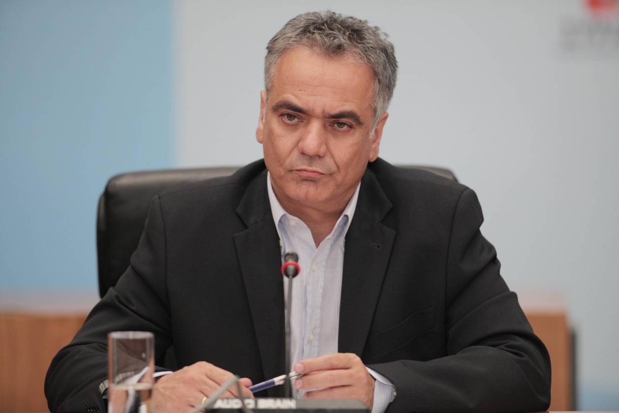 Σκουρλέτης: Να πάρουν θέση Σαμαράς-Βενιζέλος για τις δηλώσεις Λαζαρίδη