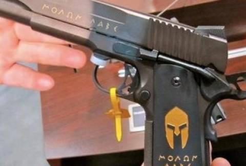 ΕΛ.ΑΣ: Ψάχνει το όπλο του Ρουπακιά στο Facebook