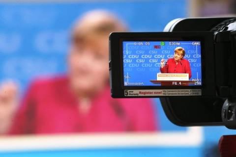 Γερμανία: Προβάδισμα στη Μέρκελ δίνει νέα δημοσκόπηση