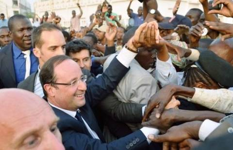 Ολάντ: Έτοιμη η Γαλλία να δώσει στους αντάρτες της Συρίας όπλα