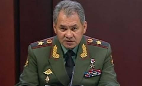 «Ο ρωσικός στρατός θα καταστρέψει τα χημικά όπλα της Συρίας»