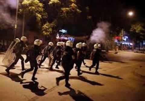 Επίθεση με ρουκέτες στην Άγκυρα