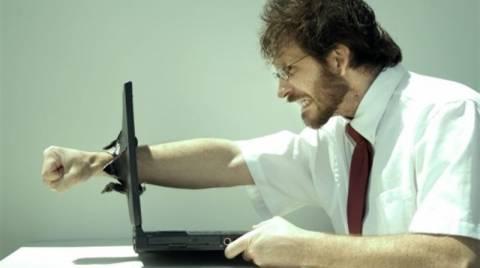 Ο διαδικτυακός θυμός είναι κολλητικός