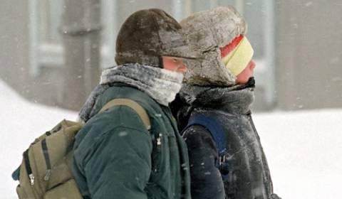 Ο χειμώνας θα είναι ο πιο ψυχρός της τελευταίας 100ετίας