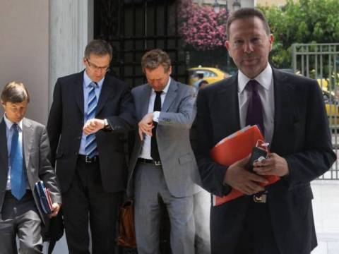 Ξεκινούν σήμερα οι «σκληρές» διαπραγματεύσεις με την Τρόικα