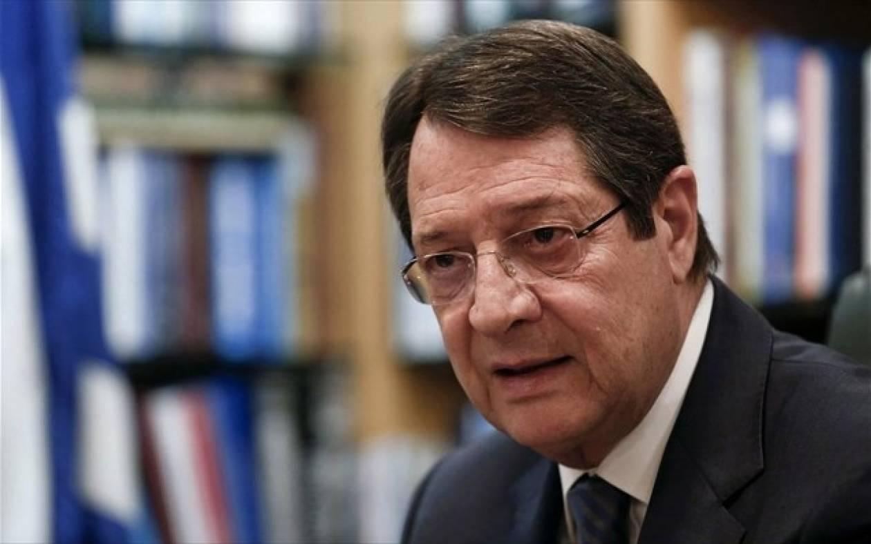 Νίκος Αναστασιάδης: Πρέπει όσο μπορούμε να εξετάσουμε το Κυπριακό