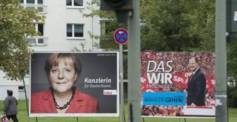 Γερμανικές εκλογές: Νίκη της Μέρκελ