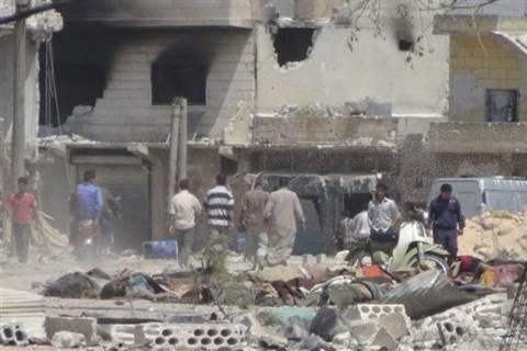 Συρία: Τρεις τραυματίες από επίθεση ανταρτών στη ρωσική πρεσβεία