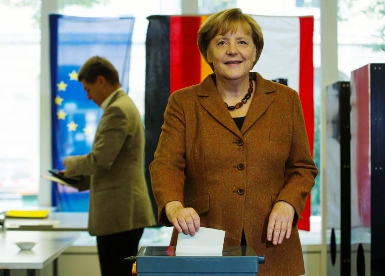 Γερμανικές Εκλογές: Η συμμετοχή στις κάλπες έφτασε στο 73%