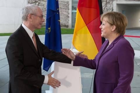 Συγχαρητήρια από Ρομπάι σε Μέρκελ για τη νίκη της στις εκλογές