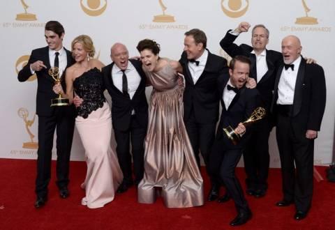 Βραβεία Emmy 2013: Δείτε τους νικητές