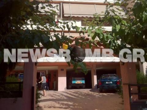 Βίντεο: Δολοφονία 61χρονης στο Ίλιον