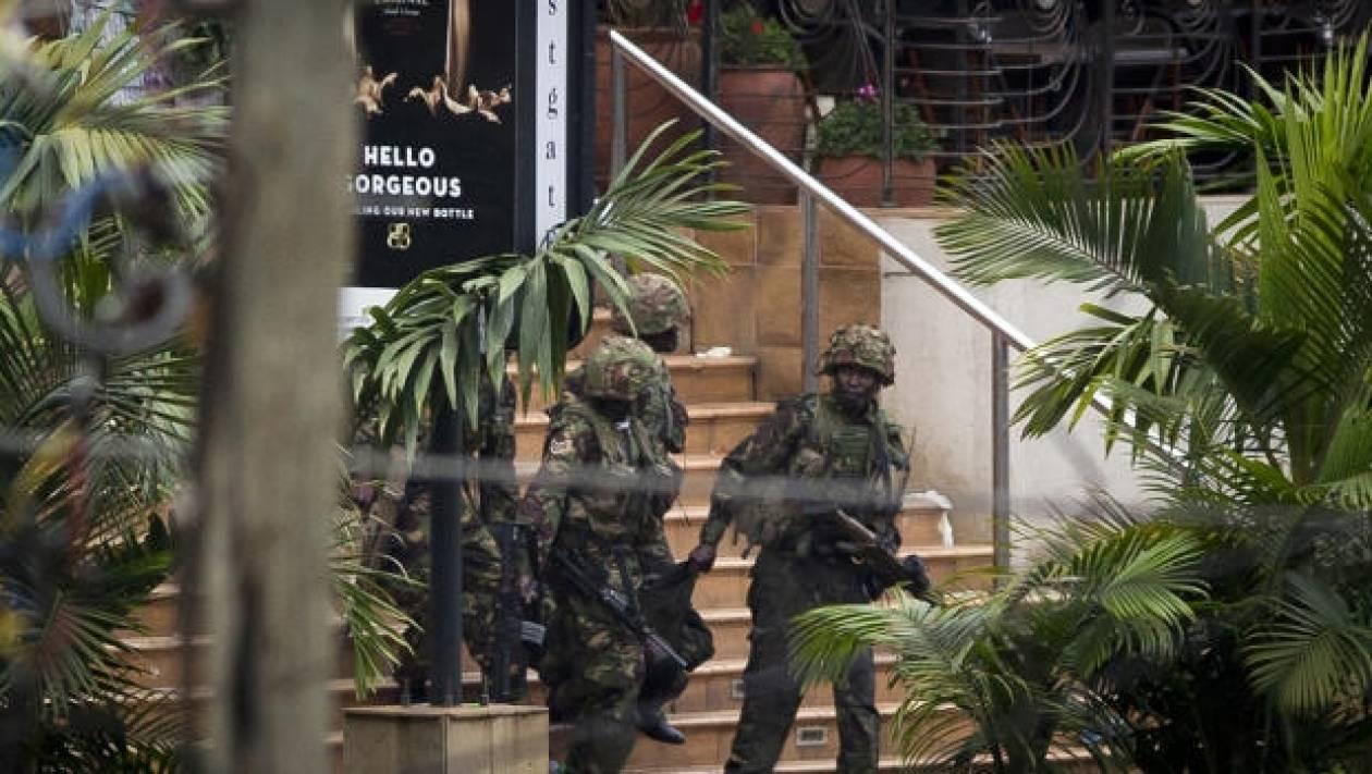 Κένυα: Όλοι οι όμηροι έχουν απομακρυνθεί από το εμπορικό κέντρο