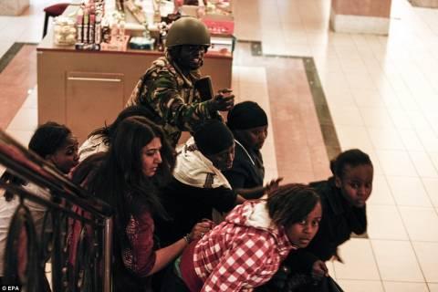 Ελεύθεροι οι όμηροι στο Ναϊρόμπι