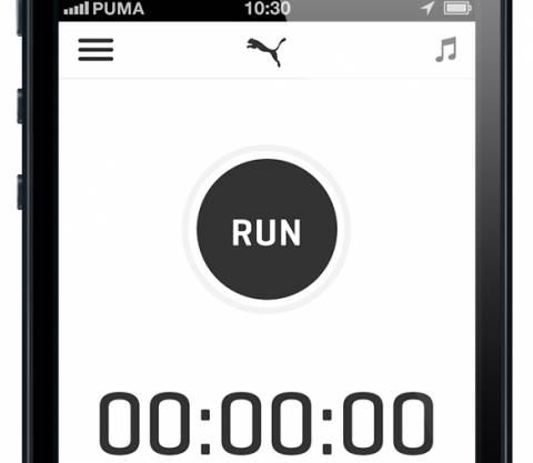 Δείτε το τρέξιμο διαφορετικά με την καινοτόμα εφαρμογή της PUMA