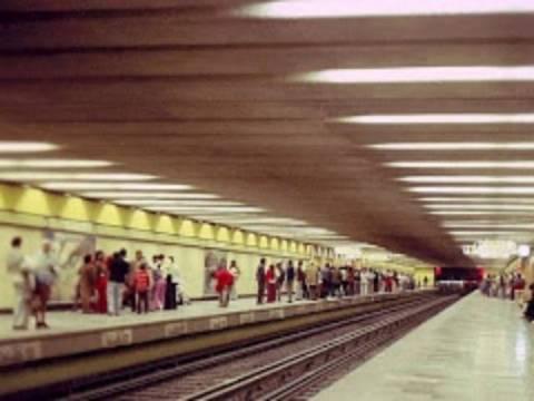 Γεννήθηκε στο μετρό και δεν θα πληρώσει ποτέ εισιτήριο