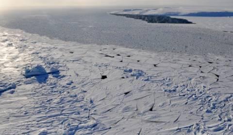 Ναυτικοί ανακάλυψαν ένα νησί στον Αρκτικό Ωκεανό