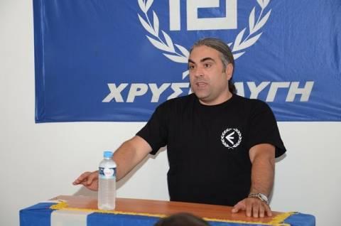 Βανδάλισαν κατάστημα βουλευτή της Χρυσής Αυγής στη Λάρισα