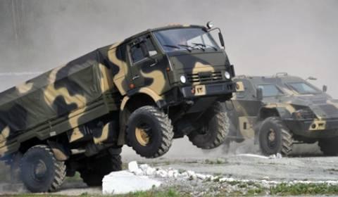 Στα Ουράλια ξεκινά η έκθεση όπλων Russian Arms Expo-2013