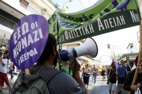 Κάλεσμα του ΠΑΣΟΚ στο αντιφασιστικό συλλαλητήριο