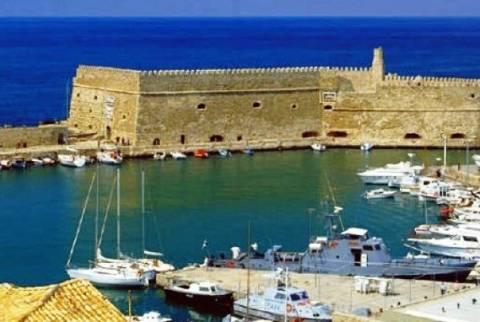 Γέμισε λύματα το λιμάνι του Ηρακλείου