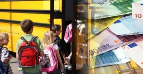 Επιχορήγηση €25 εκ. στις Περιφέρειες για τη μεταφορά μαθητών