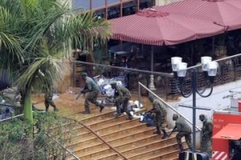 Σύλληψη «ύποπτου» Βρετανού στο αεροδρόμιο του Ναϊρόμπι
