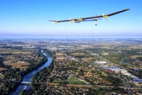 Ηλιακό αεροσκάφος θα κάνει το γύρο του κόσμου