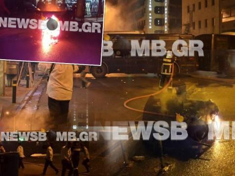 Επεισόδια στο αντιφασιστικό συλλαλητήριο (pics+video)
