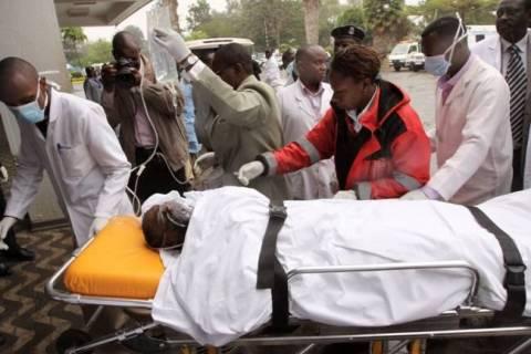 Νέες εκρήξεις στην Κένυα