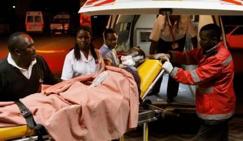 Σεμπάμπ: Η επίθεση στο Ναϊρόμπι είναι προειδοποίηση