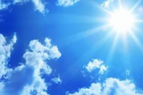 Καλός ο καιρός σε όλη τη χώρα σήμερα