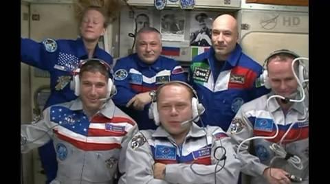 Στον Διεθνή Διαστημικό Σταθμό το διαστημόπλοιο Σογιούζ