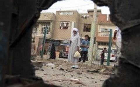 Πολύνεκρες βομβιστικές επιθέσεις σε αγορές της Βαγδάτης