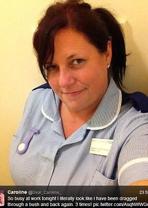 Νοσοκόμες ανέβαζαν στο twitter χυδαίες φωτογραφίες με τη στολή (pics)