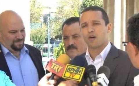 Κασιδιάρης: Κάθε νόμιμο μέσο ενάντια σε μια παράνομη κυβέρνηση [video]
