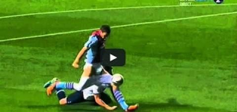 Απίστευτο βίντεο: Του κατέβασε το σορτσάκι και έχασε το γκολ