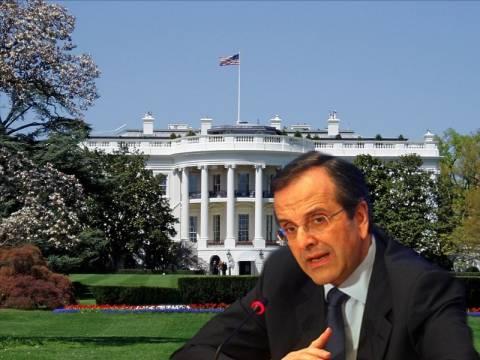 Επενδύσεις και γεωστρατηγική οι προτεραιότητες Σαμαρά στις ΗΠΑ