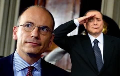 Ιταλία: Συνάντηση Λέτα - Ναπολιτάνο για να αντιμετωπιστεί η κρίση