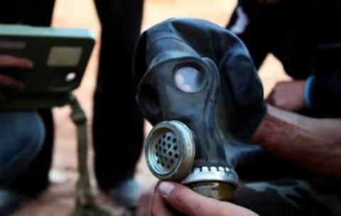 Εγκρίθηκε οδικός χάρτης για καταστροφή χημικών όπλων της Συρίας