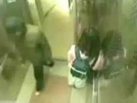 Πιτσιρίκα τσάκισε στο ξύλο επίδοξο βιαστή μέσα σε ασανσέρ