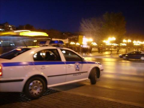 Συνελήφθησαν 3 άτομα κοντά στα γραφεία της Χρυσής Αυγής στην Αρτέμιδα