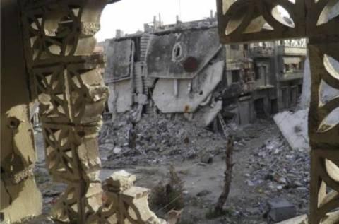 Δώδεκα νεκροί από αεροπορική επιδρομή σε λύκειο στη Συρία