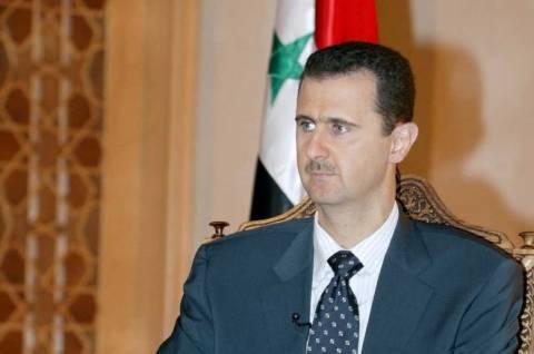 Άσαντ: Θα συμμορφωθούμε με την απόφαση για τα χημικά