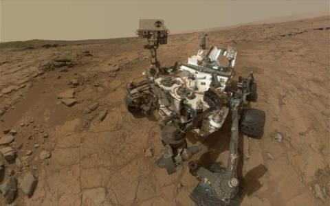 Βρέθηκε ποσότητα νερού στο έδαφος του Άρη